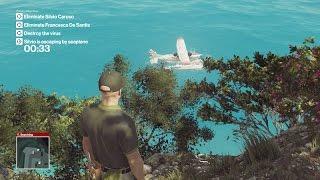 Hitman - Sapienza - Error Plane Assassination
