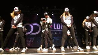 NSJ Crew   2nd Place Youth   World of Dance London Qualifier   #WODUK16