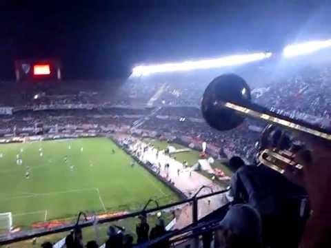 """""""LA BANDA DEL SANDIA EN EL MONUMENTAL 19-05-12"""" Barra: La Banda Del Sandia • Club: Guillermo Brown"""