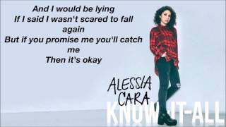 I'm Yours - Alessia Cara (LYRICS)