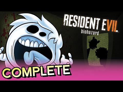 Oney Plays Resident Evil 7 VR (Complete Series)