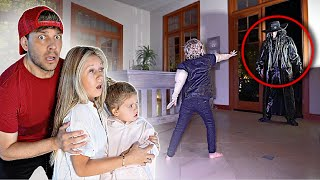 Tydus SAVED US from an INTRUDER! *So Scary*