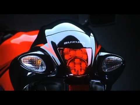 Official Suzuki Hayabusa Video