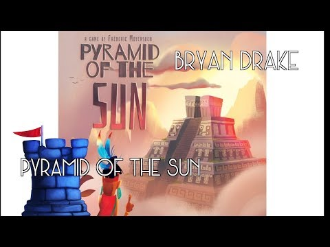 Reviewing Pyramid of the Sun Micro Game Micro Review