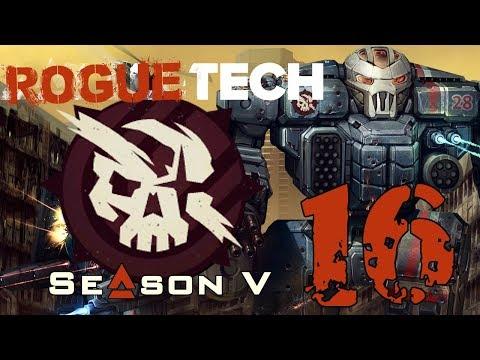 """RogueTech Episode 5x16 """"Orion's Belt"""""""