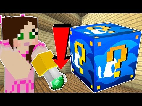 , title : 'Minecraft: SONIC LUCKY BLOCK!!! (CHAOS EMERALDS, OVERPOWERED CLAWS, & MORE!)!) Mod Showcase'