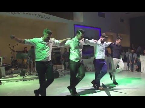 Zorbas Dance (Sirtaki) - Greek wedding Volos - ΦΕΡΑΙ PALACE