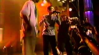 """DJ Quik ft 2nd II None & El Debarge: """"Hand in Hand"""" Live (1999)"""