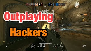 Outplaying Hackers - Rainbow Six Siege