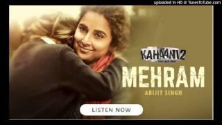 Mehram  Kahani 2 Full Audio Song   Arijit Singh    Clinton Cerejo    Vidya Balan    Arjun Rampal