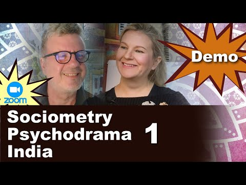 Video on Psychodrama in India