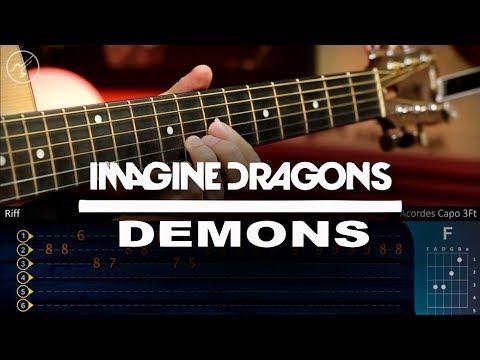 Download Demons Imagine Dragons Notes Video 3GP Mp4 FLV HD Mp3