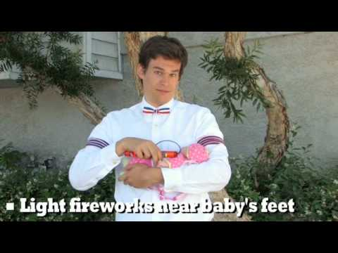 The Worst Fireworks Safety Advice You'll Ever Get