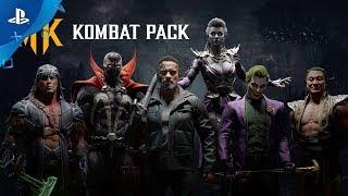 Joker e Terminator completano il Kombat Pack - Gamescom 2019