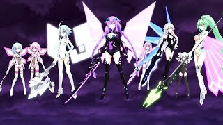 hyperdimension neptunia amv Queens of the valar