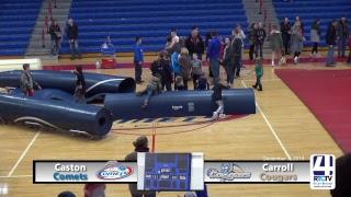 Caston Varsity Boys Basketball vs Carroll
