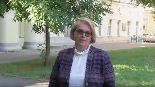 Поздравление ректора МГЛУ И.А. Краевой с Днем знаний