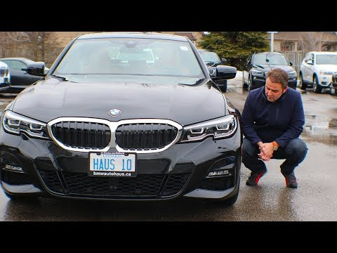 2019 BMW 3 Series G20 330i X Drive All You Need To Know About The New 3 Series