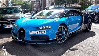 We Found A $2.5Million Bugatti Chiron in London!