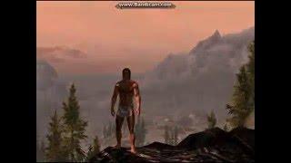 Прыжки со скалы в Skyrim (Выпуск 9)