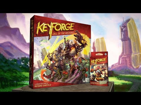 Fantasy Flight Games - KeyForge: Game Overview