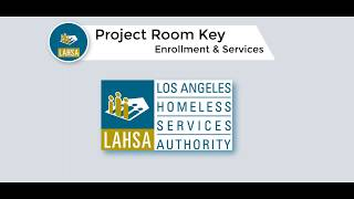 Project Roomkey Enrollment and Services