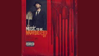 Kadr z teledysku No Regrets tekst piosenki Eminem ft. Don Toliver