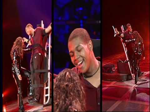 Janet Jackson - Would You Mind Live in Grand Rapids