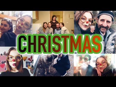 CHRISTMAS VLOGmas