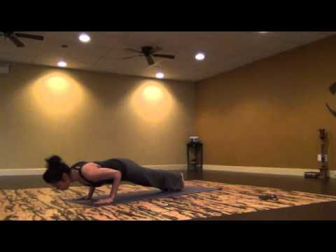 10 min Creative Cardio Yoga Flow with Becca
