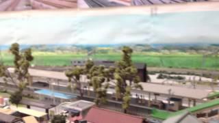 Nゲ-ジ鉄道模型TOMIX動力車整備後グリスアップ後