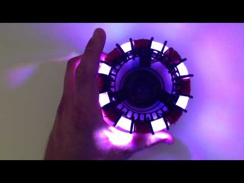 Iron Man Arc Reactor Ring Box Is The Perfect Nerdy Proposal