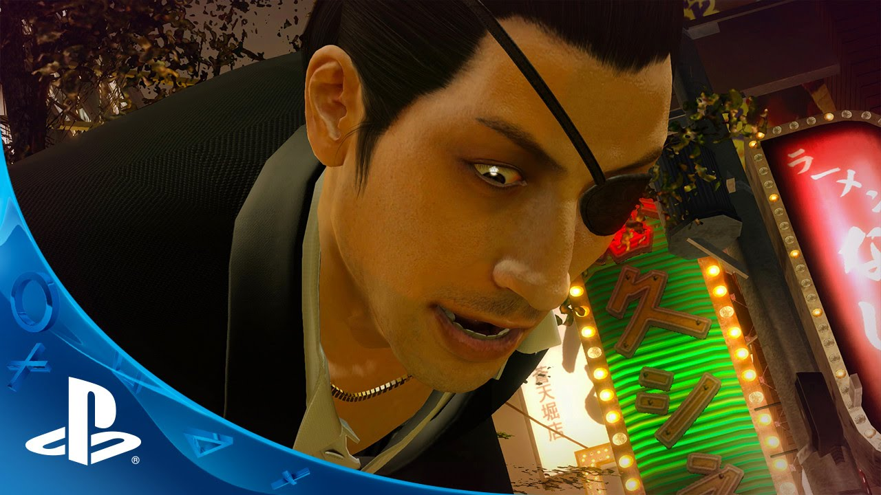 Yakuza 5 Launches December 8th, Yakuza 0 Coming to the Americas
