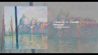 2 Songs, Op. 91