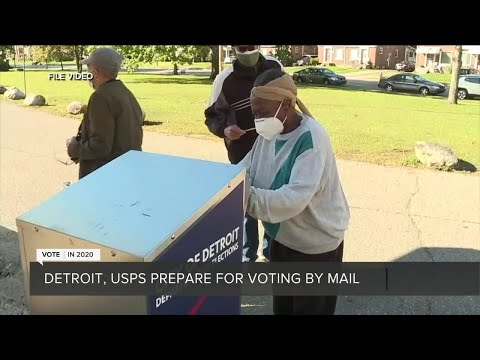 The United States Postal Service is ready to deliver your vote!
