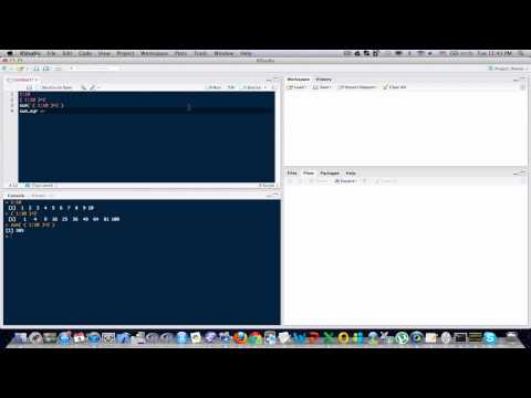 R Programming Tutorial Lesson 13: Functions Part I