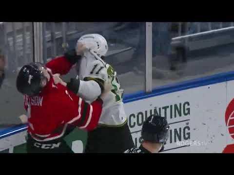 Connor McMichael vs. Carter Robertson