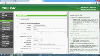 How to change wifi name and password in a minute (TP-LINK)