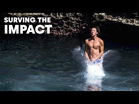 Pro Divers Talk About the Pain of Cliff Diving