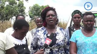 Over 300 Widows demand for laws and policies to cater for their