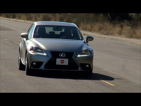 Car Tech - 2015 Lexus IS 250