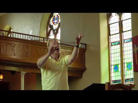 O Sing Joyfully by Adrian Batten