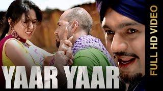 Yaar - Yaar Ft Davvy Singh  Parminder Maangat