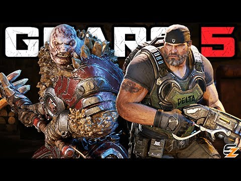 GEARS 5 News - Whats Up in Gears 5 2020! New Characters Skins, Ranked FFA & More!