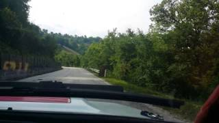 preview picture of video '03/08/2014 Lancia Delta 4WD Ponte Sargano - Cerreto di Spoleto 1'