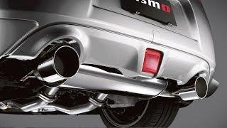 NISSAN 370Z MEGAN RACING D-SPEC CATBACK EXHAUST SOUND