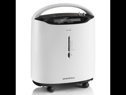 Yuwell 8F-5AW Oxygen Concentrator