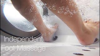 Independent Foot Massage Walk-in Tub Video