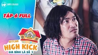 Gia đình là số 1 sitcom| tập 6 full: Tiến Luật, Gin Tuấn Kiệt, Phát La bị ông nội nhốt trong nhà kho