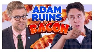 How Big Meat Made Bacon a Meme - Adam Ruins Everything